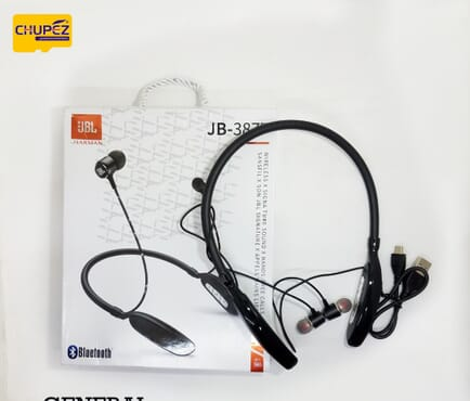 JBL JB 387 Nackband Earphone