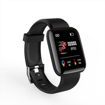 CONTROL - SHAKE - TAKE PICTURE - IP67 SMART WATCH