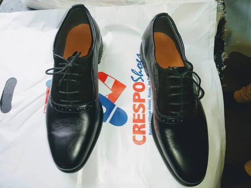 Men corporate shoe