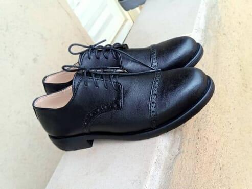 Corporate shoe
