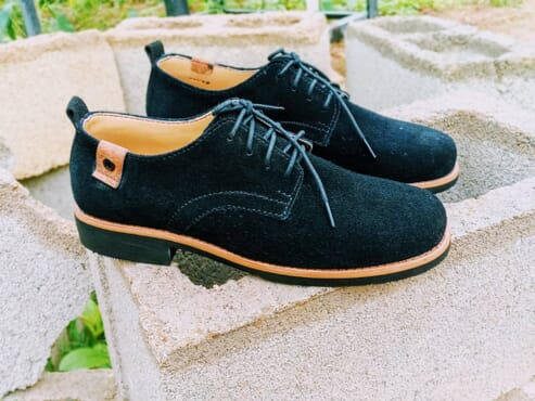 Quality hand made men's corporate shoe