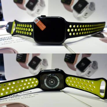 2020 Smart Sport Pored Strap Watch (2 straps)