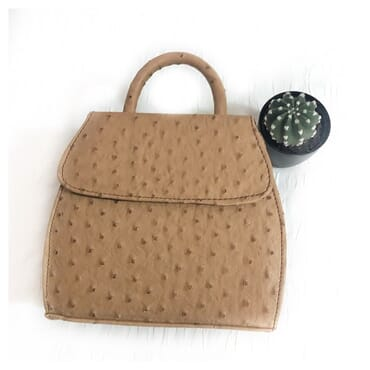 Everley Mini Leather Bag