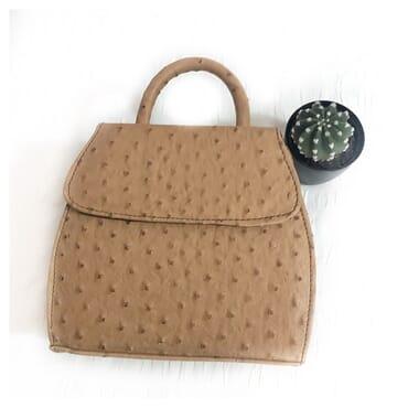 Everley Mini Leather Bag
