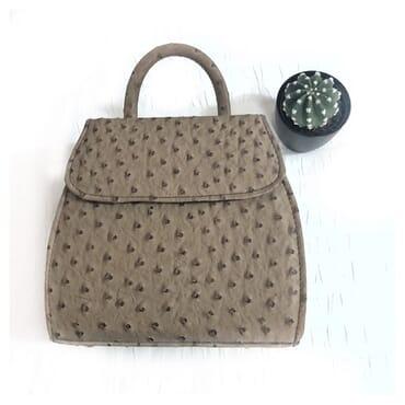 Everley Midi Leather Bag