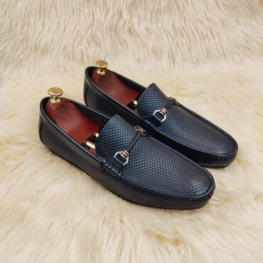 Great Model loafers genuine leather