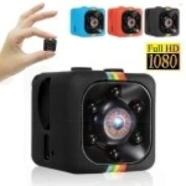 Mini Motion detection Camera
