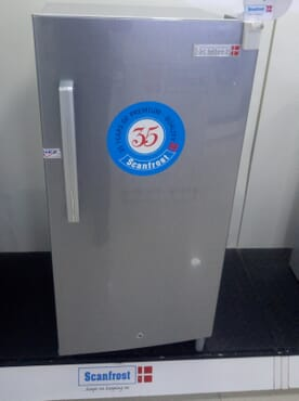 SCANFROST REFRIGERATOR SFR170