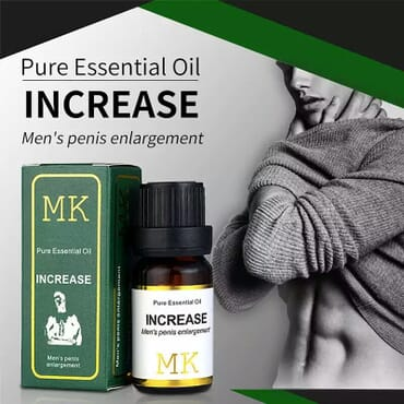 Mk V Penis Enlargement Oil