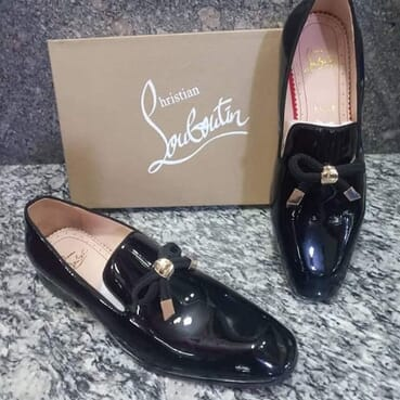 Quality products leather shoes