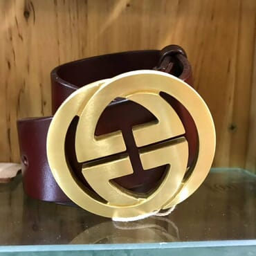 AGON4MART.  leather belts