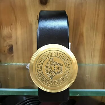 Quality Gucci leather belts