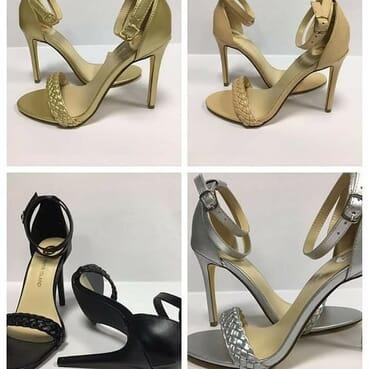 AGON4MAER    Top Buckle Sandals - Multicolour