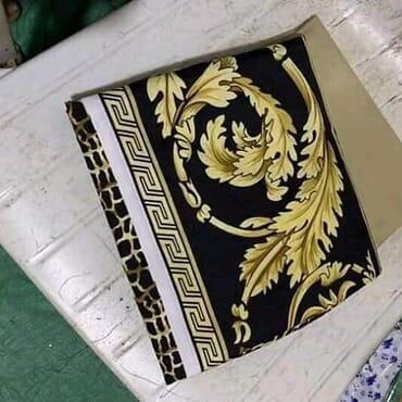Vintage Style English Plain and Pattern Fabrics