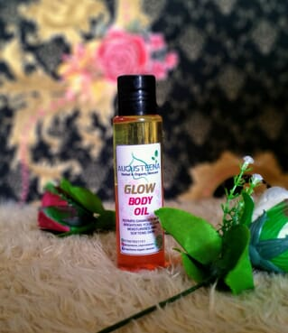 Augusteena Body Glow OIl