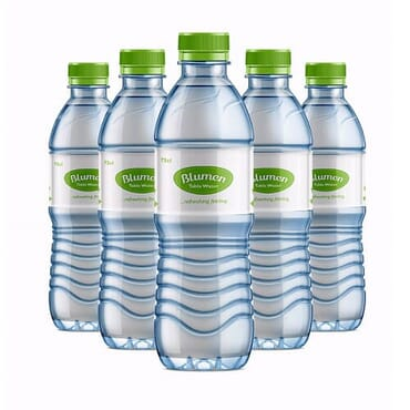 Blumen Pack Bottle Table Water | 75cl