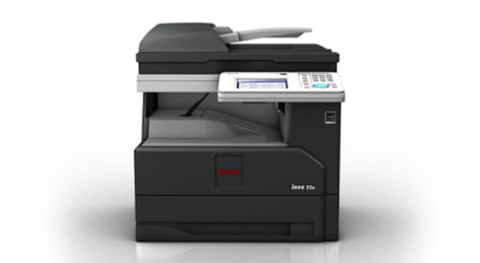 ineo+ 25 Printer