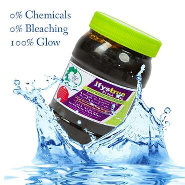 Ifystrue Black Soap- 250g