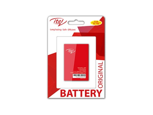 Itel Replacement Battery