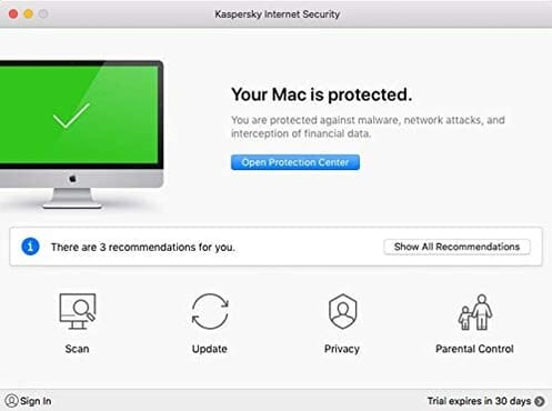 Kaspersky Internet Security 2020 | 5 Devices | 2 Years | Antivirus and Secure VPN Included | PC/Mac/Android | Online Code