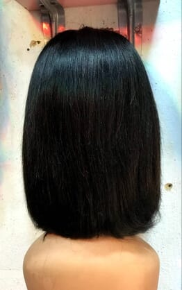 Kchoc_Luxury Hairs Scanty Bob Fringe