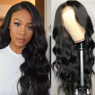 Kchoc_luxury hairs Loose Wave 22 Inches Wig
