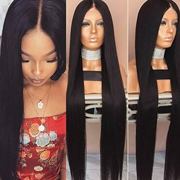 Kchoc_luxury hairs Straight Hair 14 inches