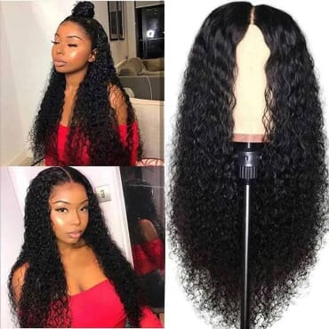 Kchoc_luxury Hairs Water Wave 14 Inches