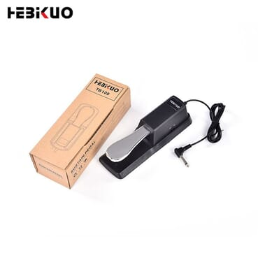 Hebkuo Premium Quality Keyboard Sustain Pedal - Piano Style