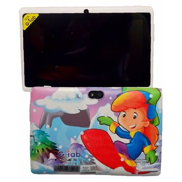 Kids Android Educational Tablet - 7-Inch - Q10