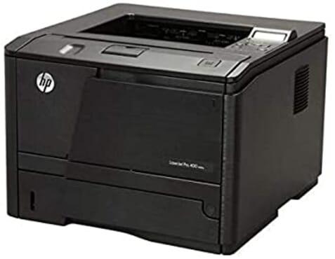 HP LaserJet Pro 400 Series Printer