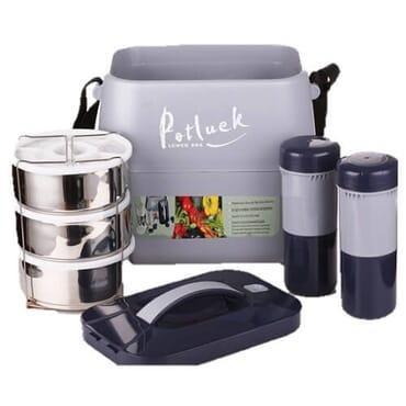 Potluck Potluck Lunch Box