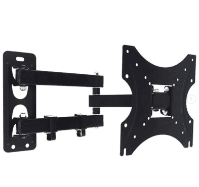 Universal 32 inches Tilt and Swivel wall mount bracket