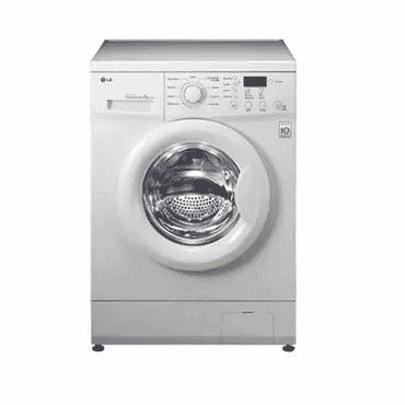 LG Front Loader Washing Machine - 7kg