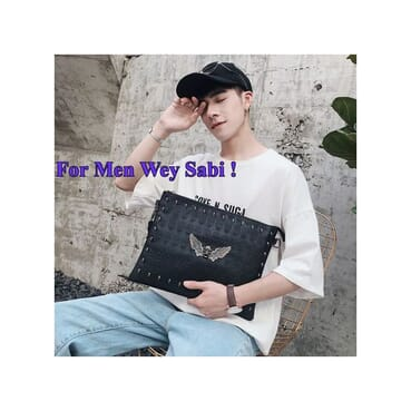 Large Capacity Men Clutch Bag/Men Hand Bag/Men Wallet Men Envelope Bag /Casual Clip Bag For Senator Wears.
