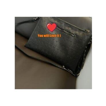 Large Capacity Men Clutch Bag/Men Hand Bag/Men Wallet Men Envelope Bag /Casual Clip Bag For Senator Wears.