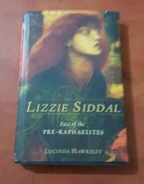 LIZZIE SIDDAL. FACE OF THE PR .