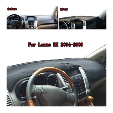 Lexus RX330 Dashboard Cover/Dash Mat/Dash Mat Pad With 1 FREE Bluetooth Car Mp3 Player With Handfree,SD Card For Samsung,Tecno,Infinix,Lg,Sony Phones Etc.