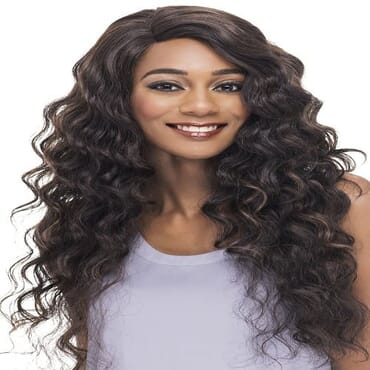 Vivica A. Fox Loose Deep Wave Wig - Antique