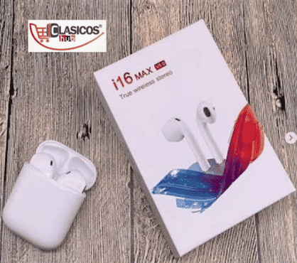 i16 MAX Wireless Bluetooth Earbuds