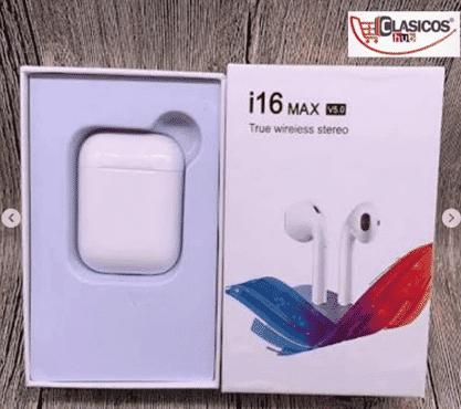 i16 MAX Wireless Bluetooth Earbuds