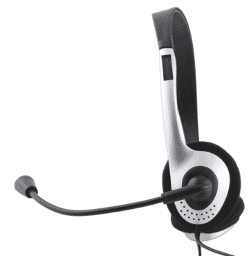 Headset Headphone With Microphone  for PC Computer/laptop