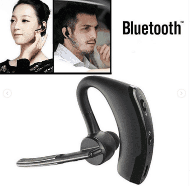 Wireless Bluetooth Headset V4.1 Business Bluetooth Earphone Phone Handsfree MIC Music For iPhone X, 8, Xiaomi, Samsung