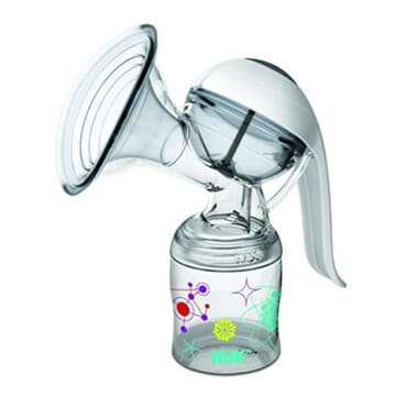Nuk Manual Breast Pump