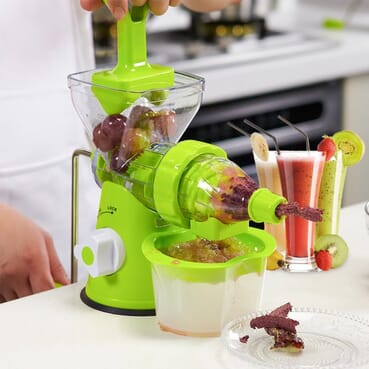 High Quality Multi Function Manual Hand Juicer Machine