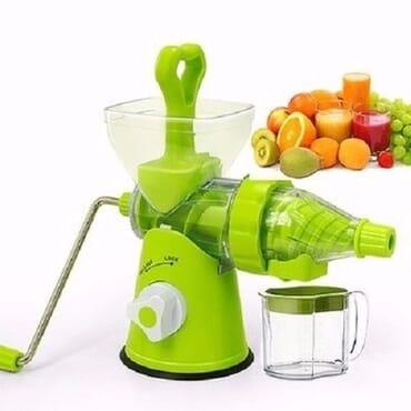 Manual Juice blender