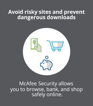 McAfee Internet Security 2020 | 10 Devices | 1 Year | PC/Mac/Android/Smartphones | Download Code