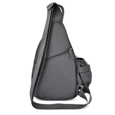 Men Chest Bag/Shoulder Bag/Cross Body Bag/ Business Bag/Messenger Bag/Purse Perfect For Men Shoes,Belts,Jeans,Shirt,Polo,Phone,Headphone