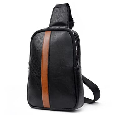 Men Chest Bag/Shoulder Bag/Cross Body Bag/ Business Bag/Messenger Bag