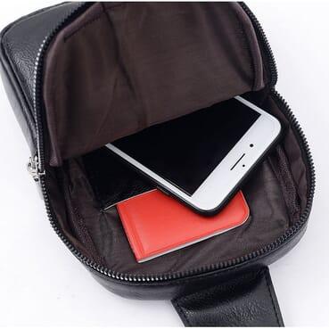 Men Chest Bag/Shoulder Bag/Cross Body Bag/ Business Bag/Messenger Bag